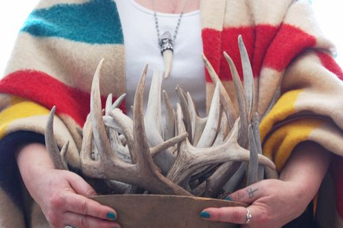 White deer magic