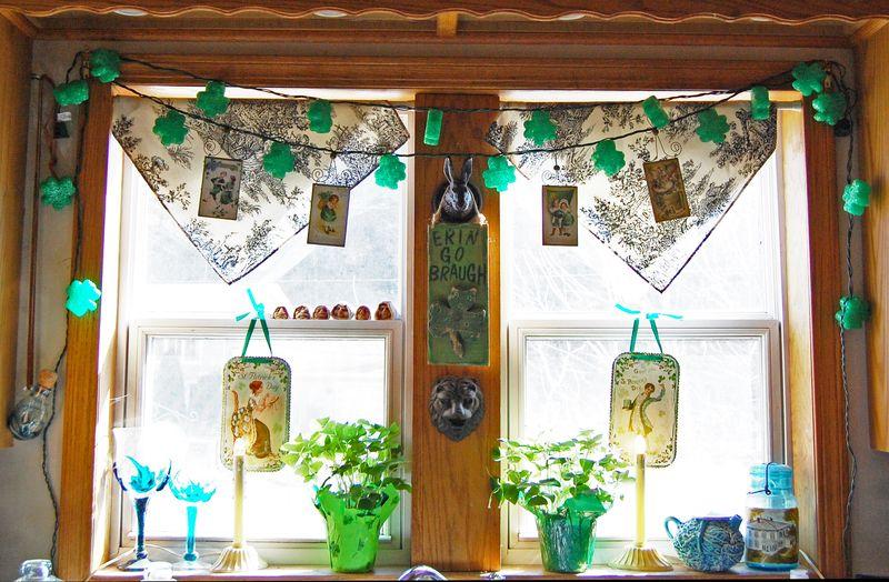 St. pat's window