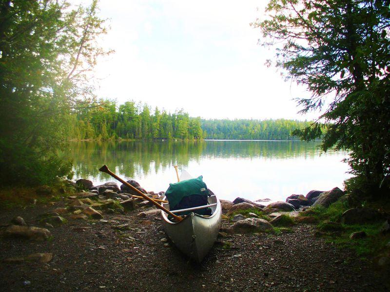 Bwca canoe2