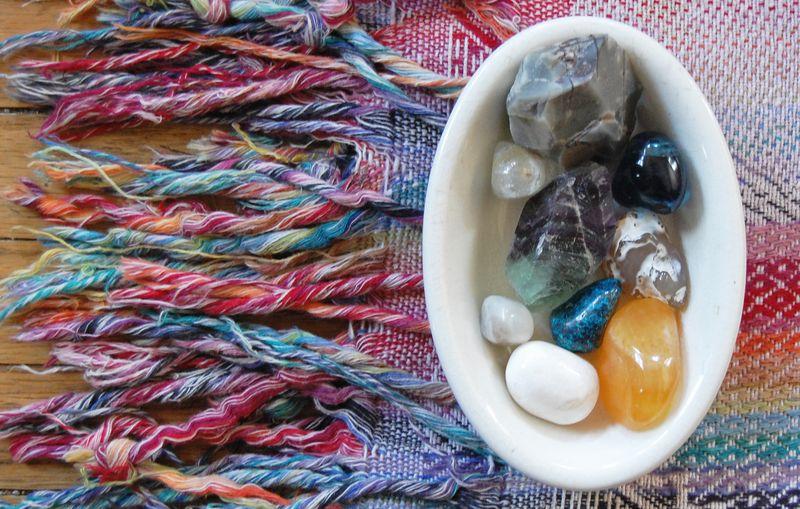 Psychic stones