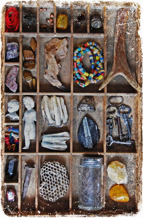 Spell drawer